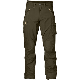 Fjällräven Abisko Trousers Men dark olive